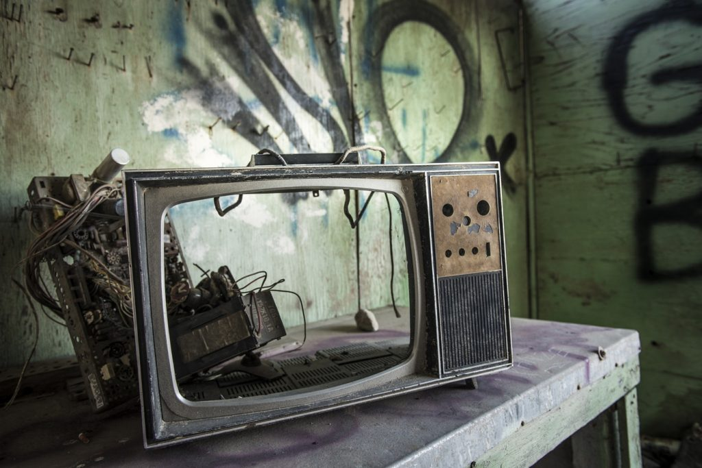T.V advertising is dead